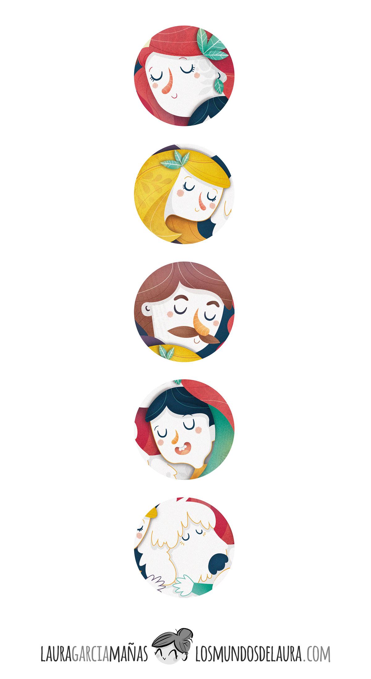 Bondad elconvivenciario juanlucasonieva ilustracion ilustracioninfantil Portada