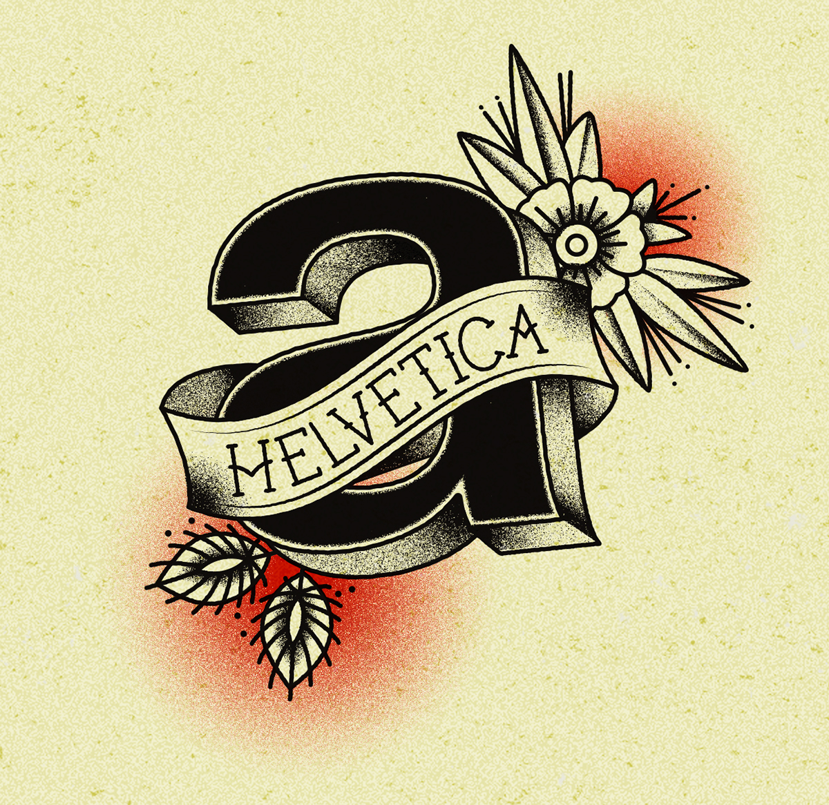 typography   lettering tattoo old school design type inspire