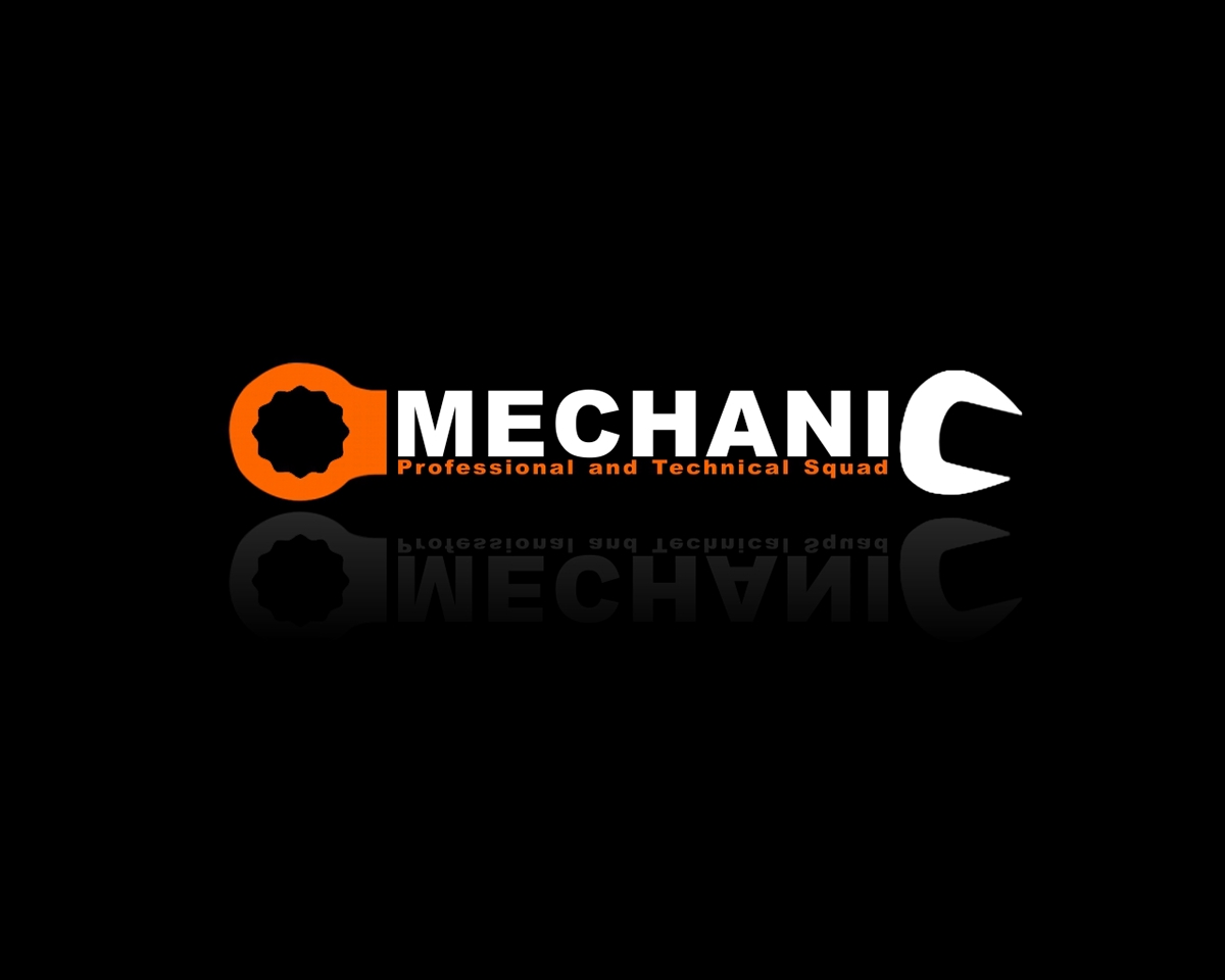 Mechanic logo design - photo#2