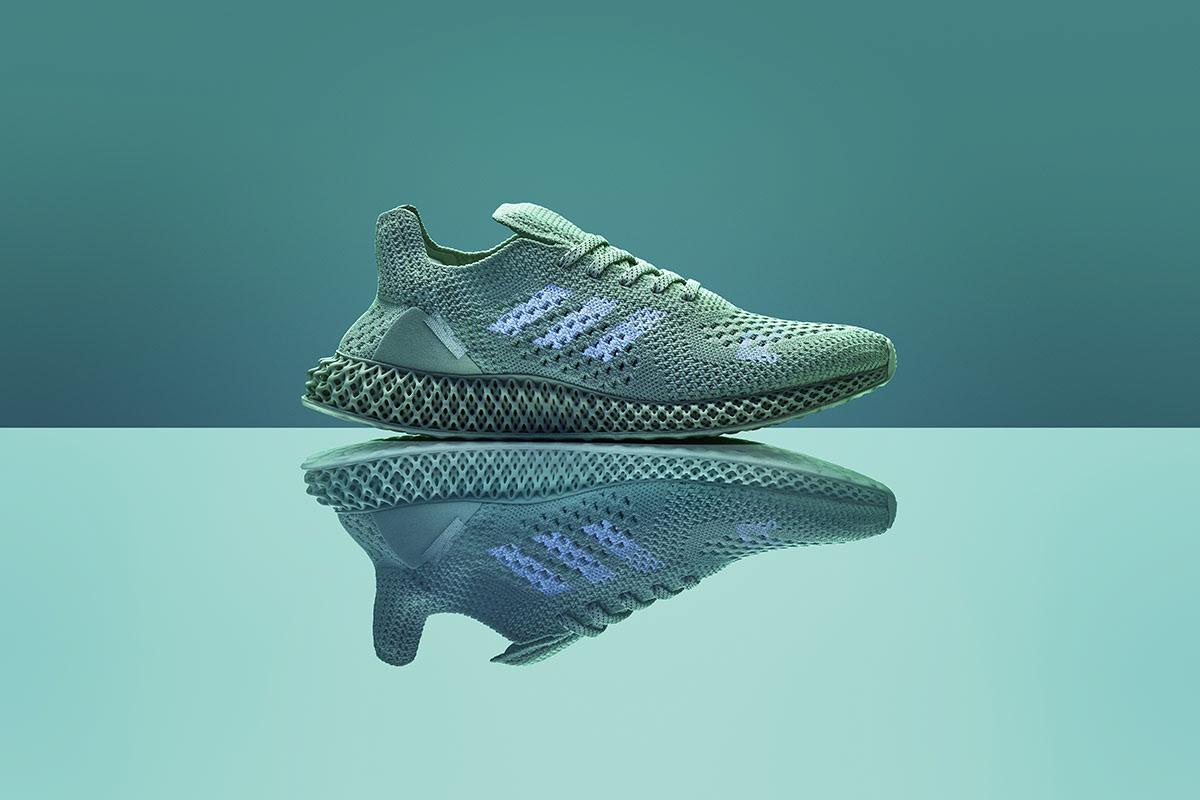 adidas carbon4d sneakers daniel arsham Aurelien Longo