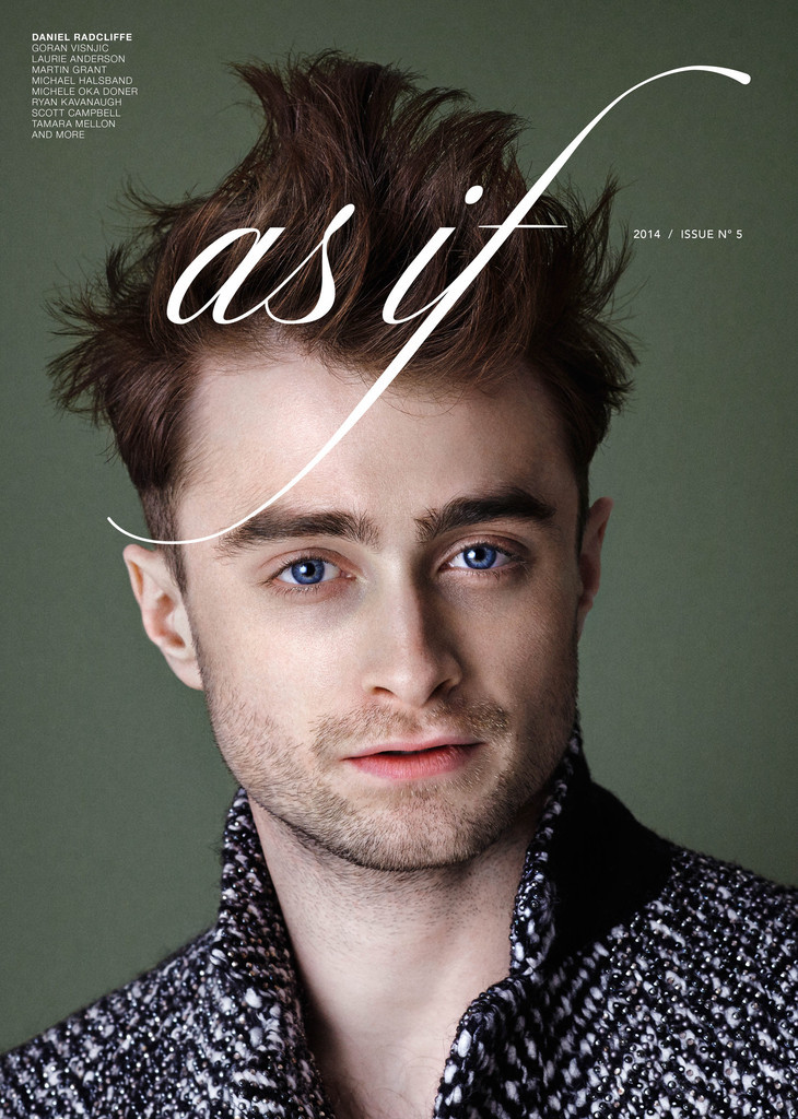 Daniel Radcliffe As If On Behance