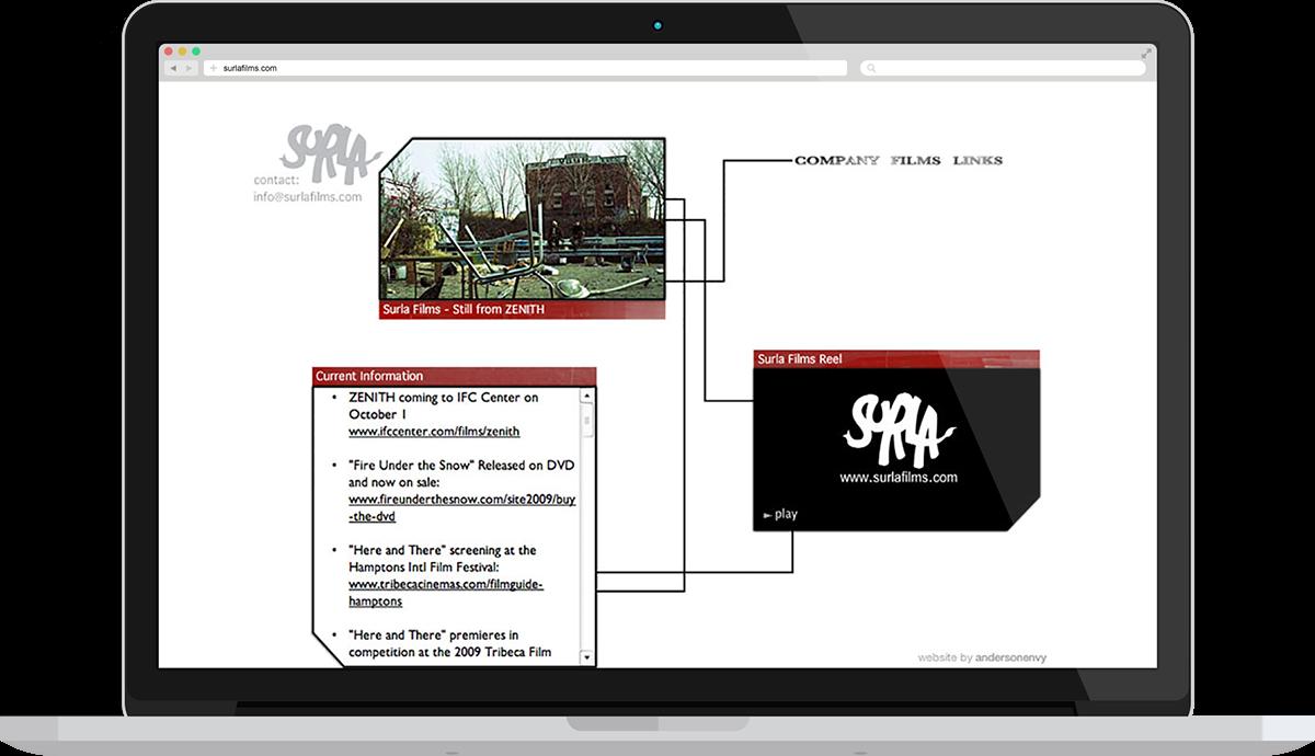 production company producer Website press publication