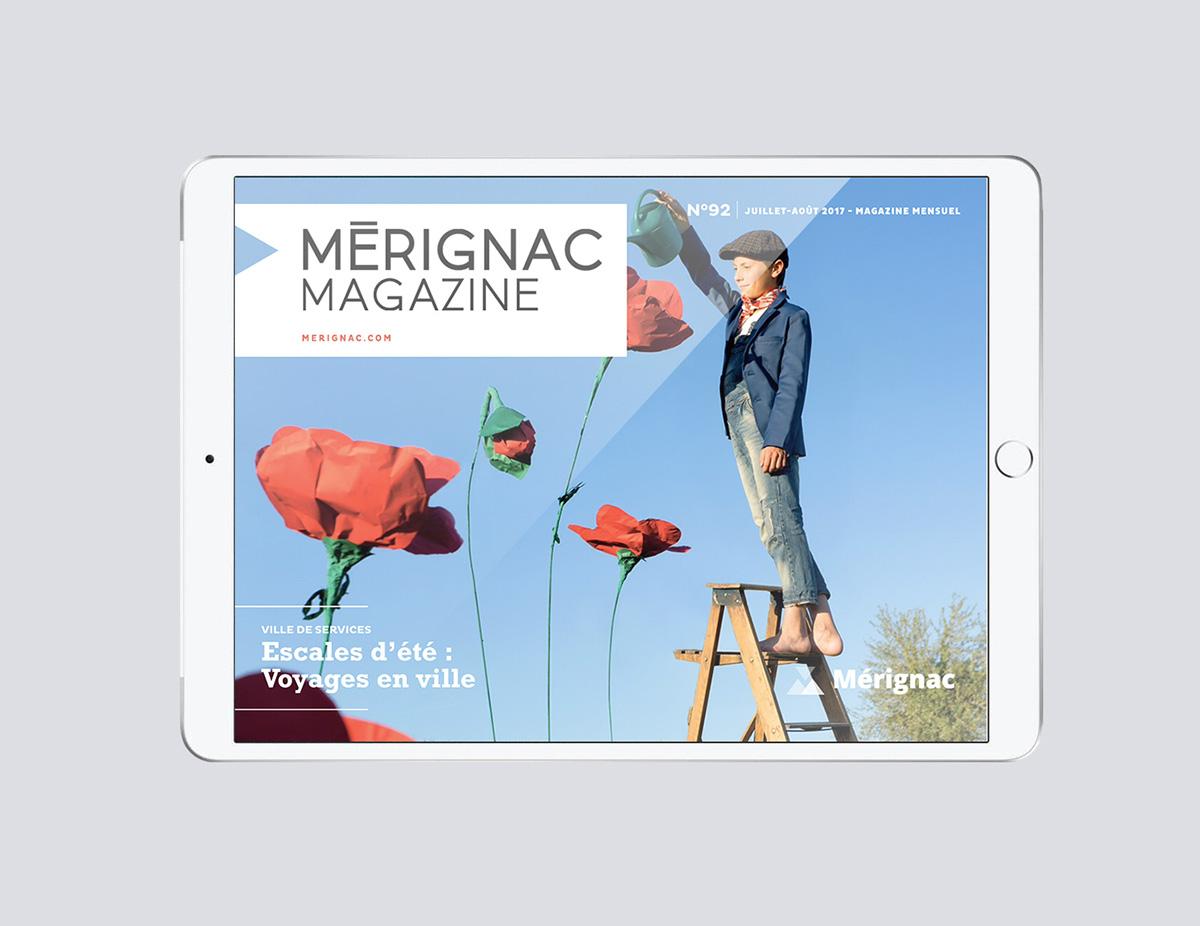magazine collectivité gironde Mairie Magazine municipal Édution numérique informations articles editorial
