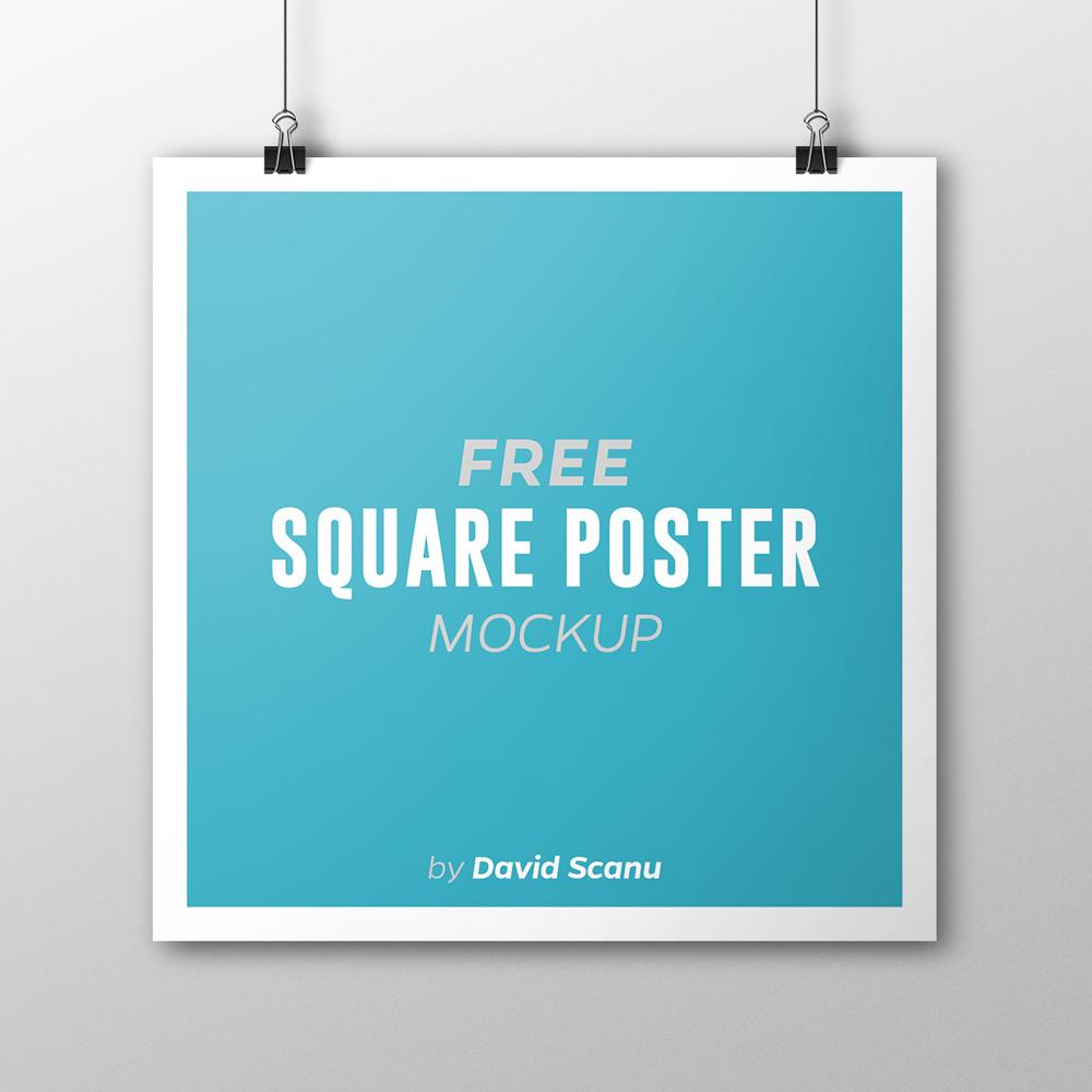 Poster design mockup - Poster Design Mockup 45
