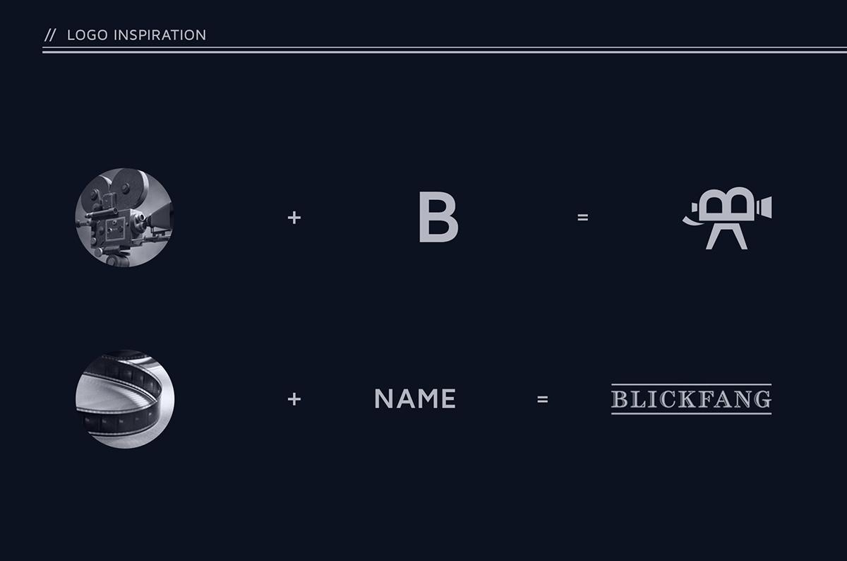 logo brand Logotype camera movie Cinema media identity corporate luxury modern creative stationary business card Logo Design