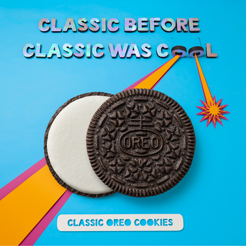 oreo papercraft Flavorlove handmade tactile cookies lettering 3d letters paper art paper stopmotion stop motion animation gif