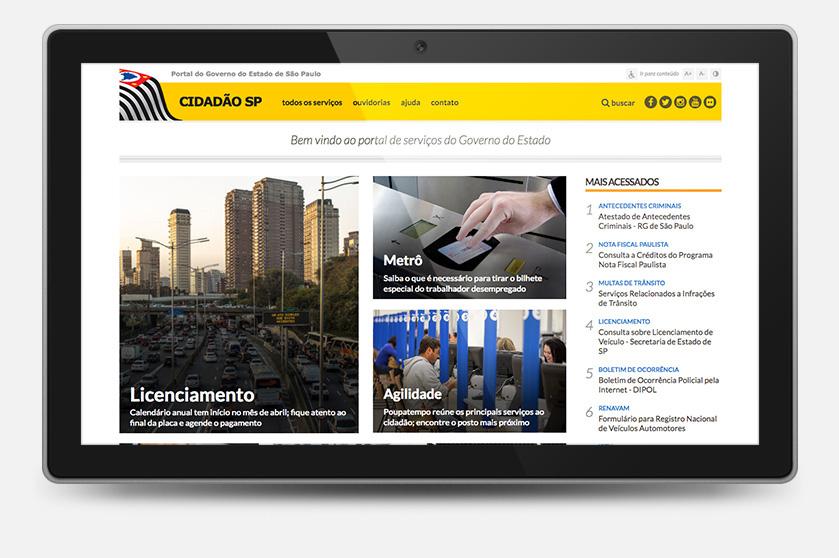 Design Visual responsivo arquitetura de informação front-end dev