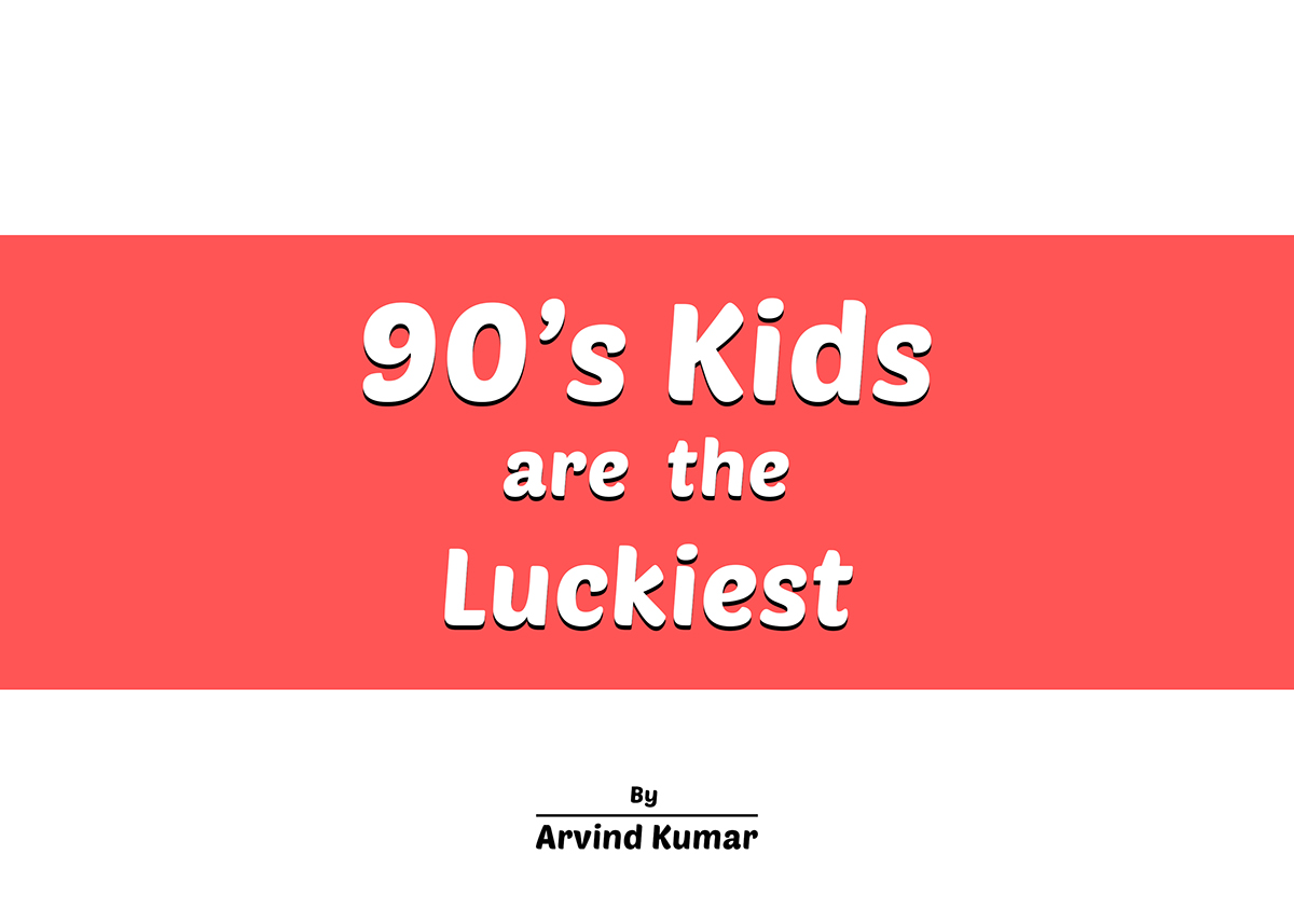 90's Kid casette