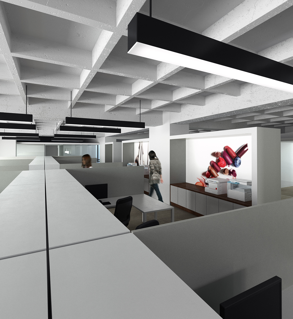 Mary kay colombia 39 s offices in bogot on los andes portfolios for Arquitectura interior