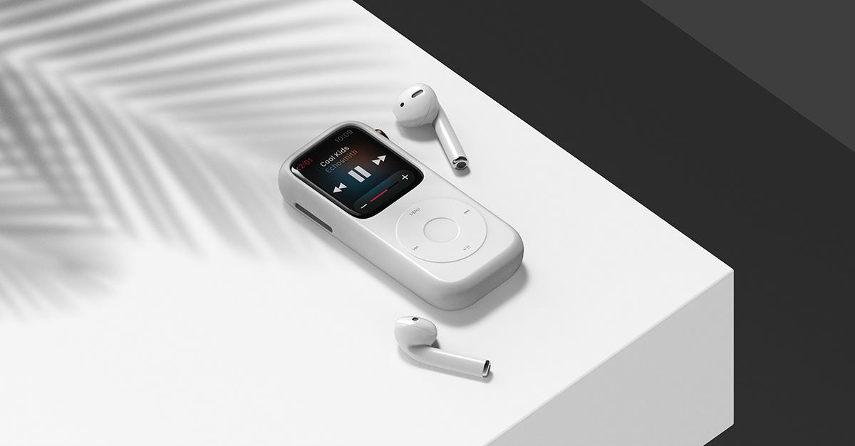 Pod Case | Apple Watch Series 4