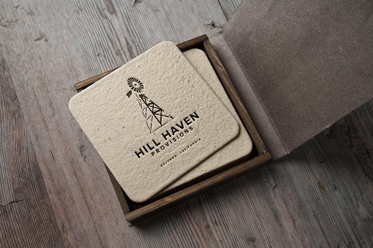 branding  logo restaurant Santa Ynez solvang