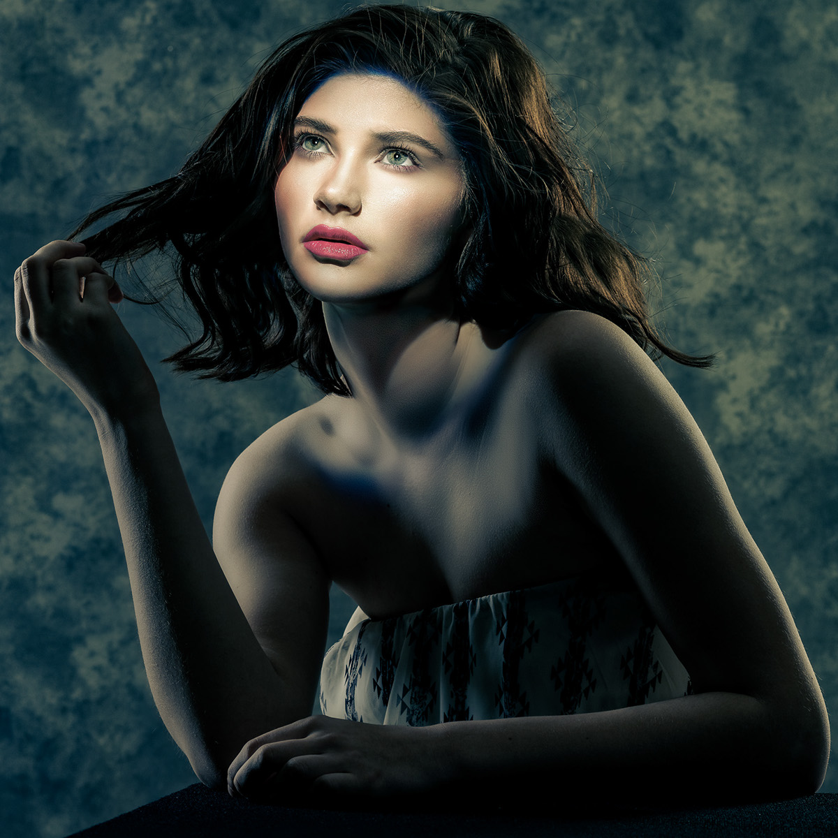 Morgan Hanephin Claire Speers Preston Page Preston Page Photography beauty