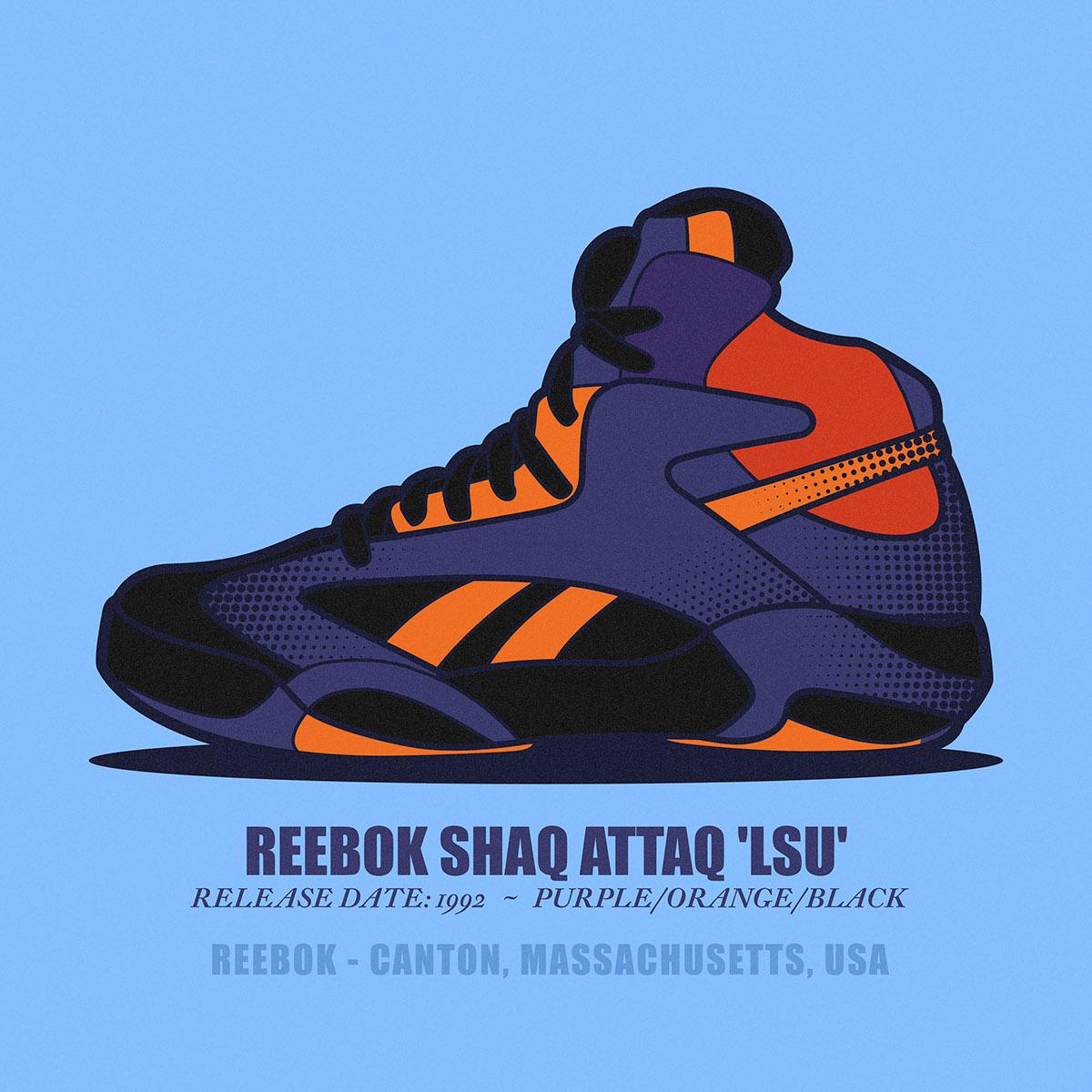 7774154c38603  016 Reebok Shaq Attaq  LSU  - http   sneakercoolture.virb.com 016-reebok -shaq-attaq
