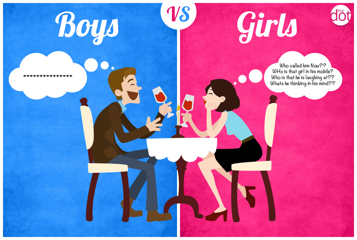 teen boys vs girls A number of factors – including how they interact with friends and react to social  stressors – make girls as young as 11 more likely than boys to.