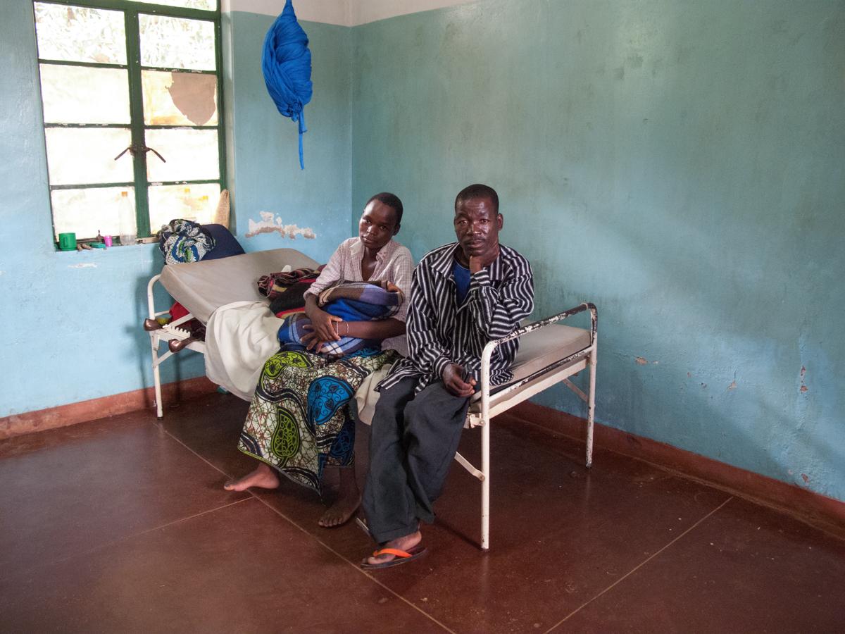 Adobe Portfolio maternity hospital family