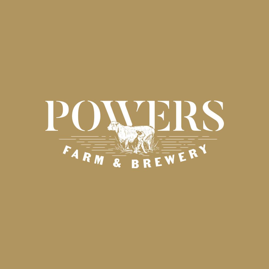 Powers Farm Brewery On Behance
