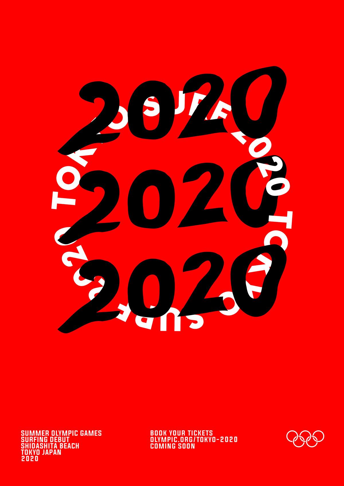 Tokyo Surf 2020 on Behance