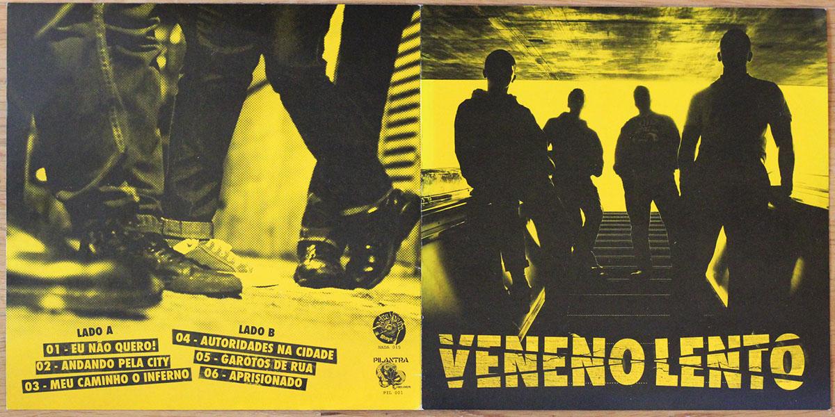 graphic design  punk rock DIY Independent Records Brazil pirituba