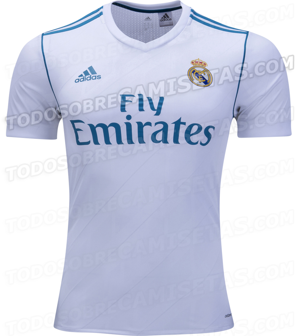 77c8e3f16 Real Madrid Official 2017 18 kits by Lukz on Behance