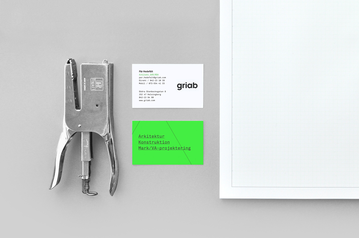Griab on behance for Architecture and engineering firms