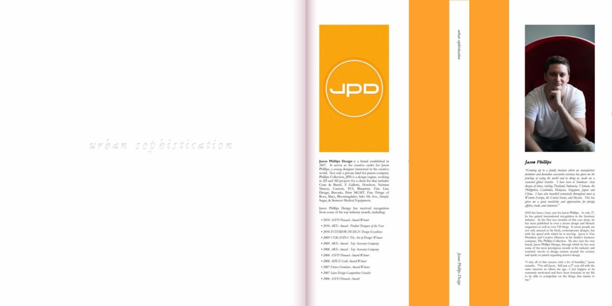 Jpd Catalog Edition 001 On Behance