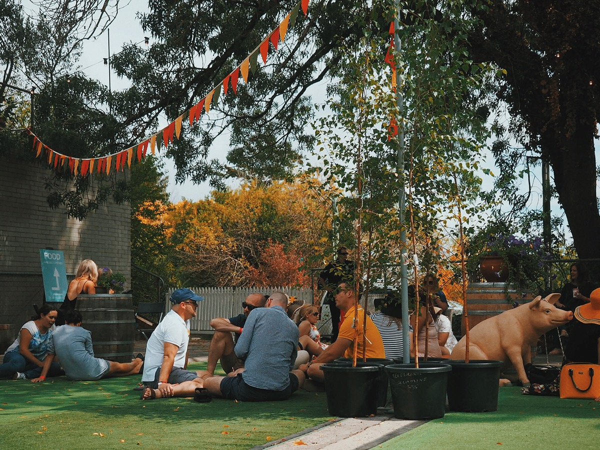 Pimm\'s Pop-Up Garden Party (Photography) on Behance
