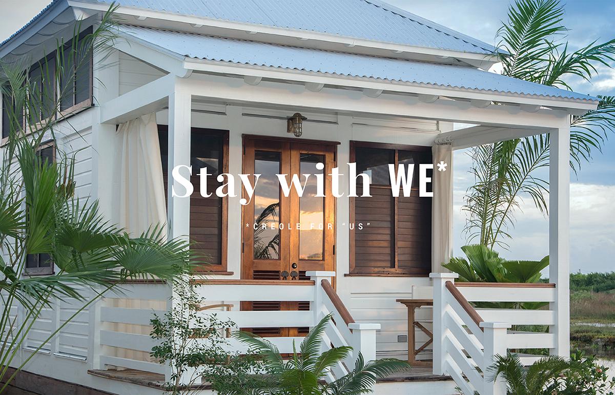 Mahogany bay village on sva portfolios for Belizean style house plans