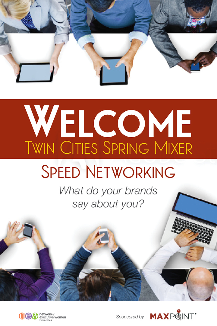 Networking event invitation speed Speed Networking: