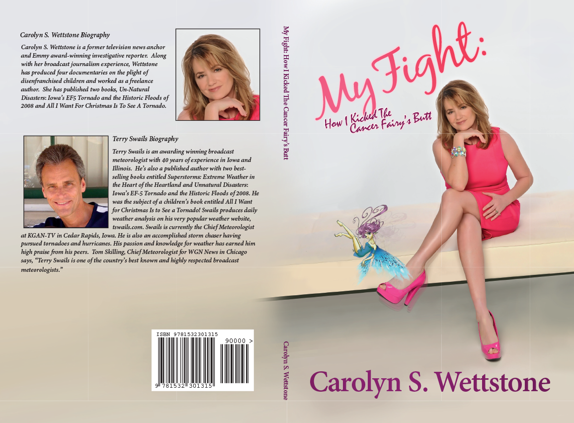 Layout / Book Design] My Fight - Carolyn S. Wettstone on Behance