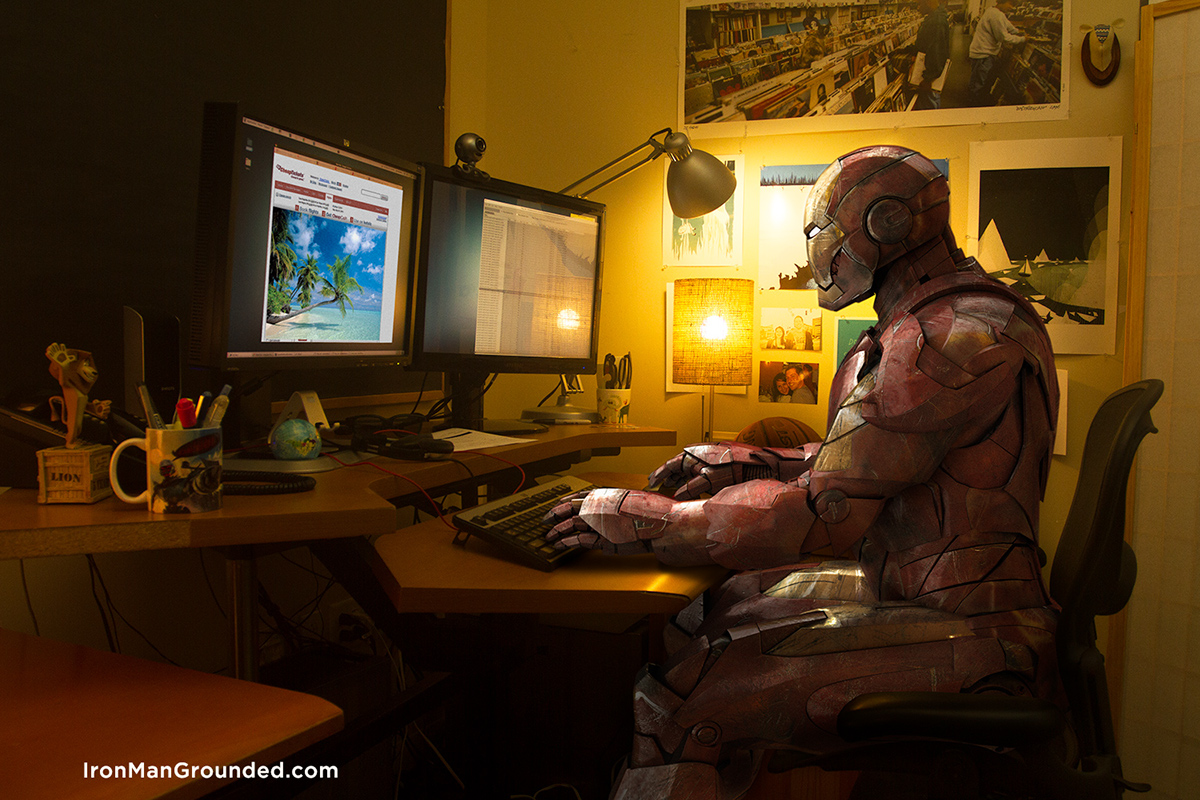 iron man office. Unique Iron In Iron Man Office