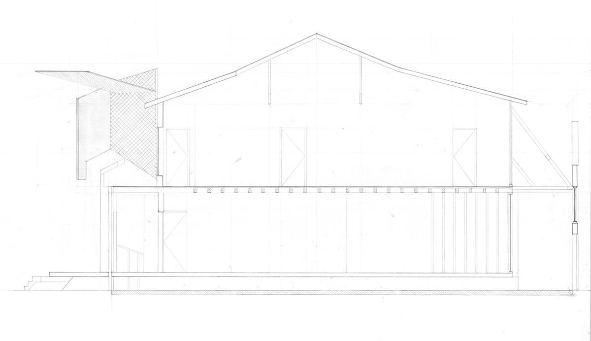 ARCHITECTURE ANALYSIS: GEHRY RESIDENCE on RISD Portfolios
