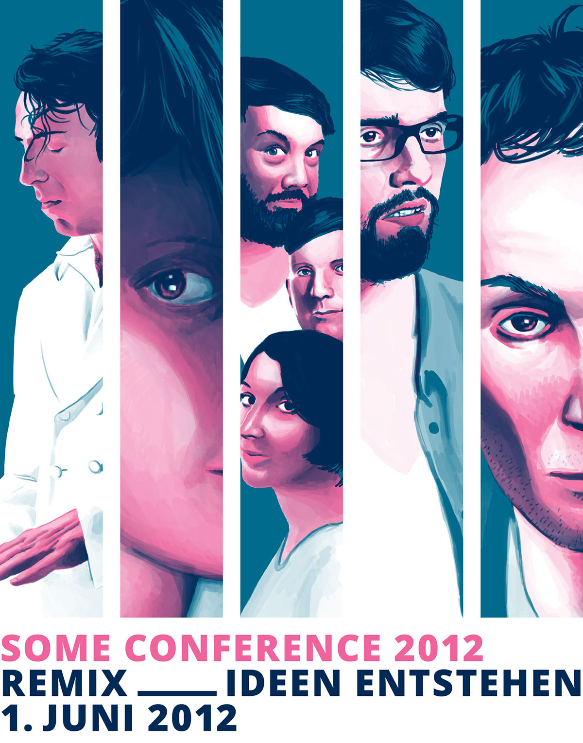 conference identity poster video Website Webdesign marketing   student