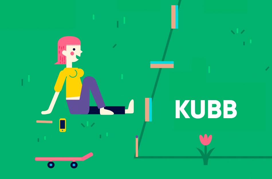 Kubb Game Manual For Kolt Magazine On Behance