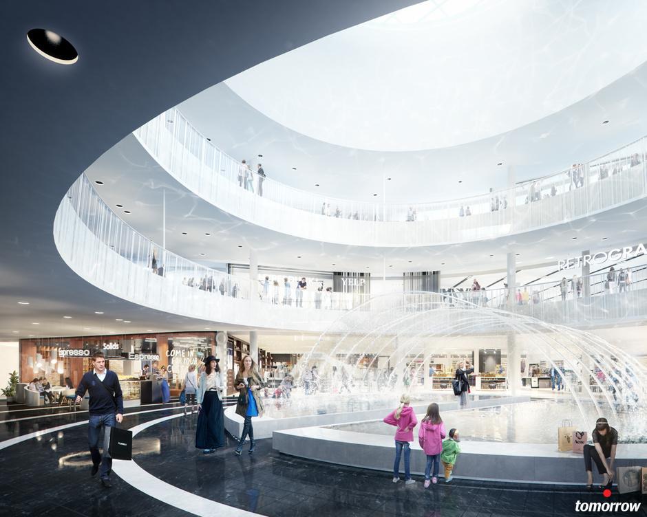 vaxning mall of scandinavia