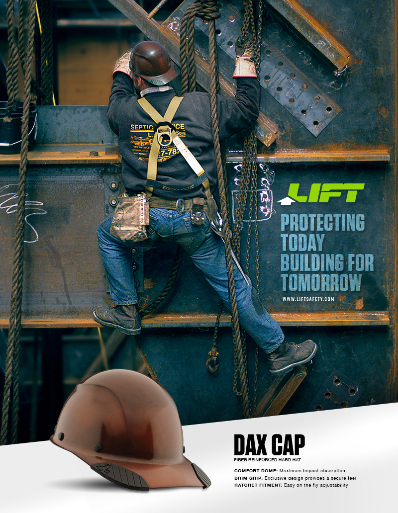 Dax Cap Print Ad on Behance
