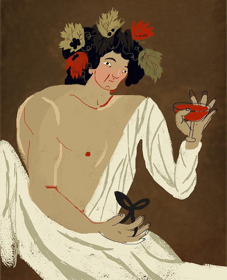 art Botticelli canova caravaggio ilustracja KLASYCYZM lempicka print Quarantine sztuka