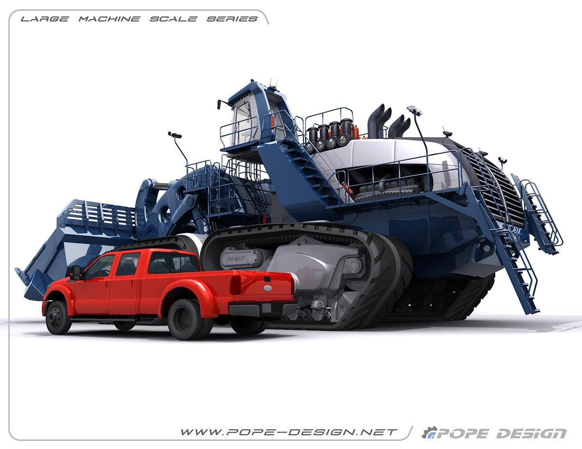prototipo nuovo dumper minerario avvenieristico A5361732532777.568963250b503