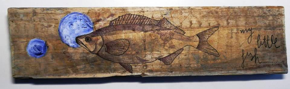 wood madera fish pez peces deco art birutas