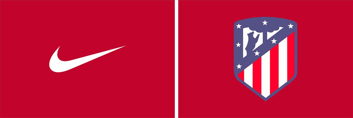 Atletico Madrid 20182019 Kit On Behance