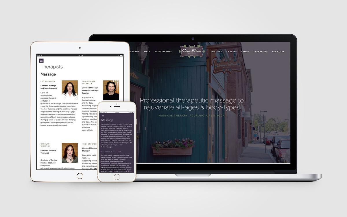 brand art design Web identity Website