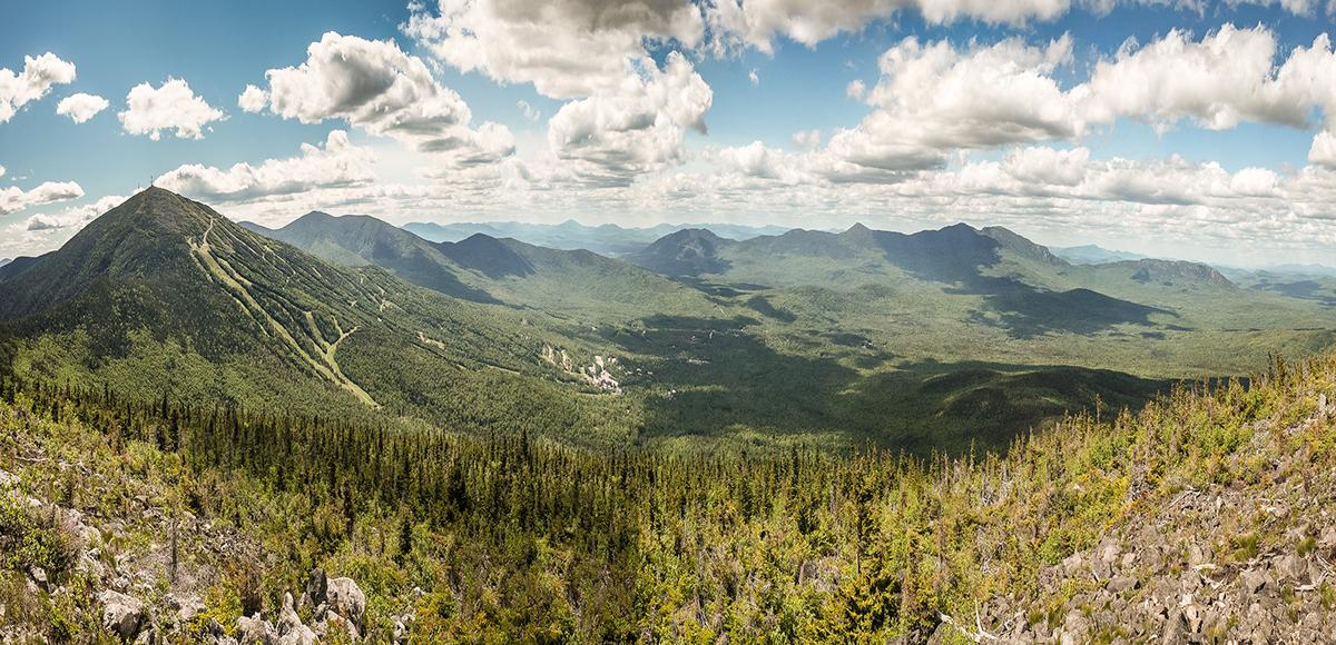 Landscape sugarloaf maine landscapes