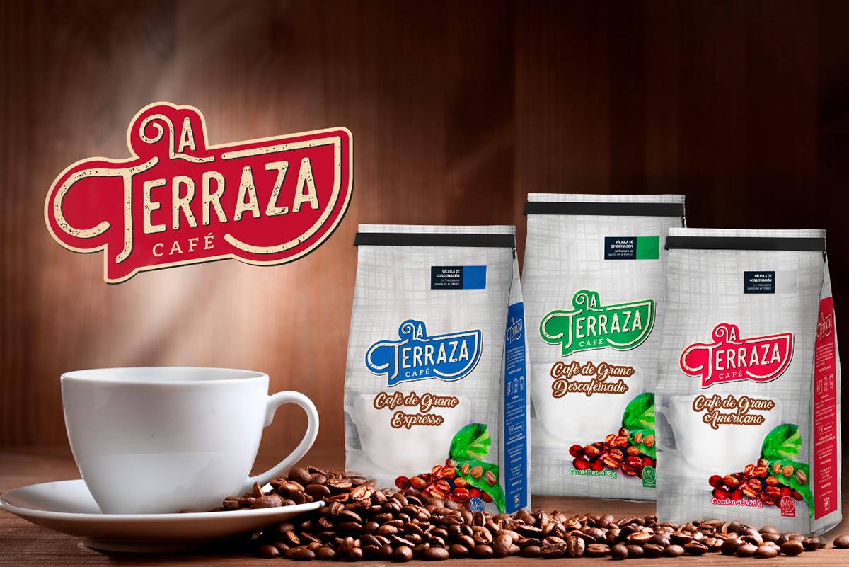 La Terraza Café On Behance
