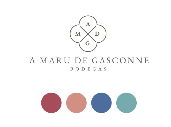 bodegas brand Diseño de logotipos logo Logo Design vino wine