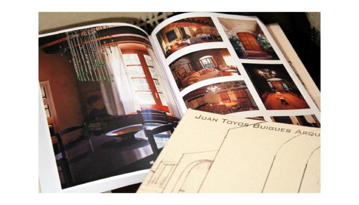 Fotografia arquitectura editorial diseño gráfico Diseño editorial preimpresión digitalización retoque fotográfico proyecto editorial
