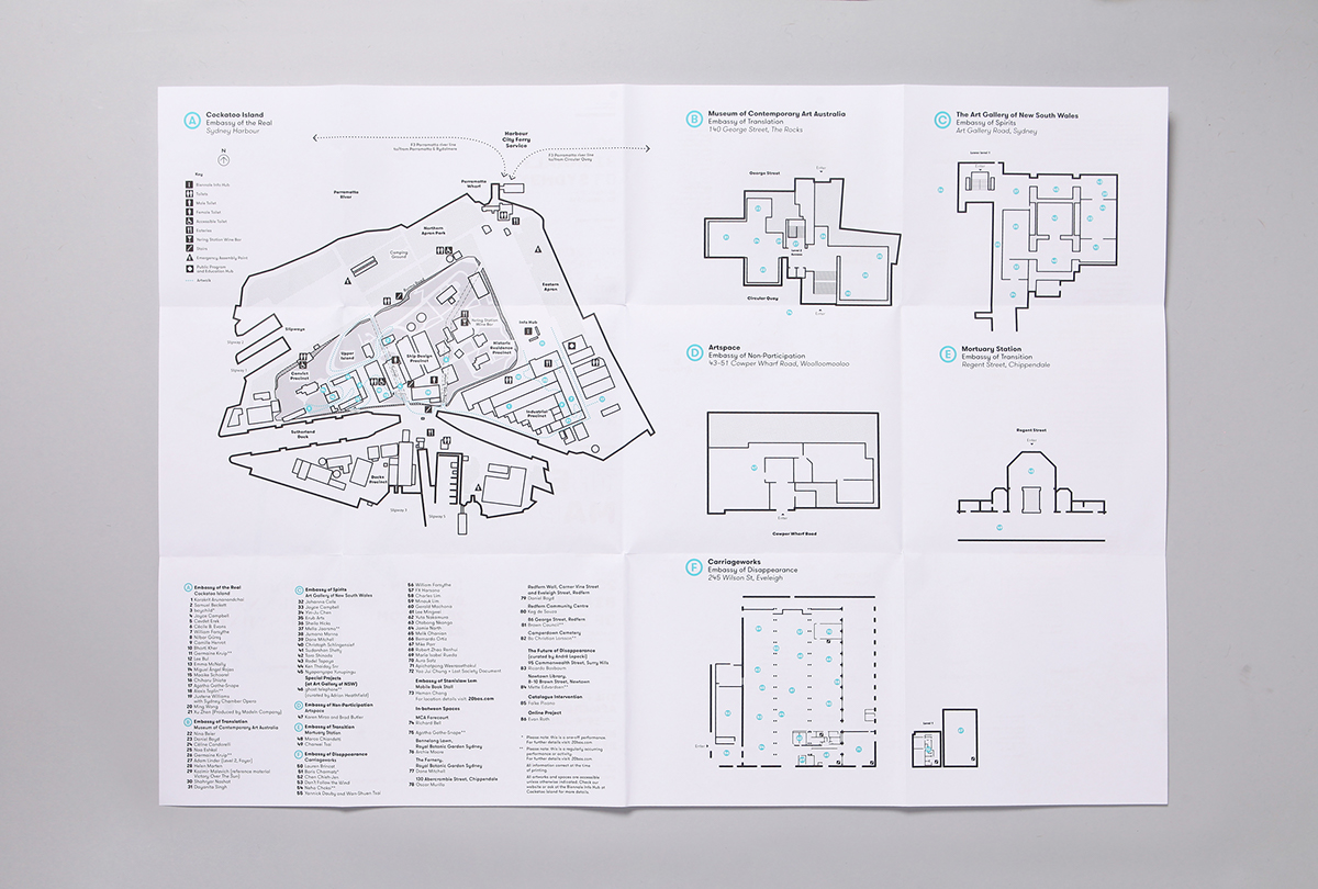 20th Biennale Of Sydney On Behance Volkswagen Polo 9n Wiring Diagram