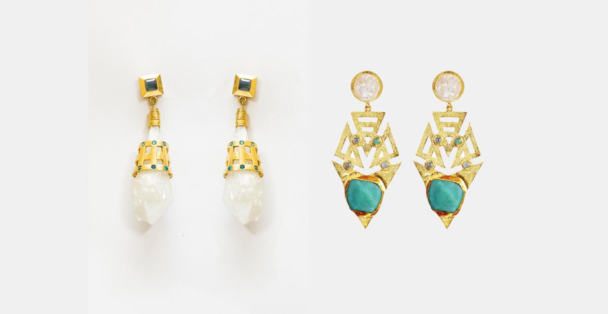 Design Portfolio 1 Kaashi Jewels on Behance