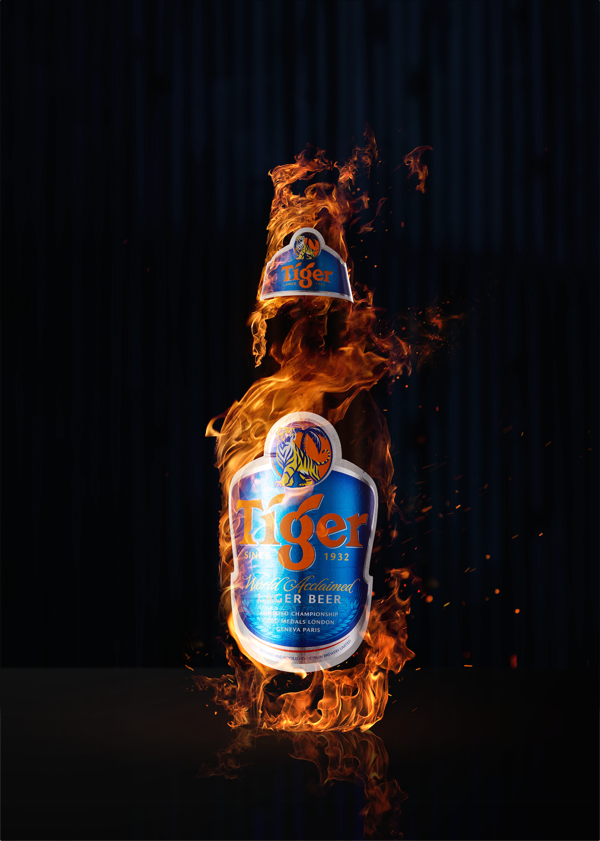tiger beer case study Celebrating the asian origins of its brand, tiger beer has repurposed a canal street, new york discount store to display an array of art, fashion, technology and.