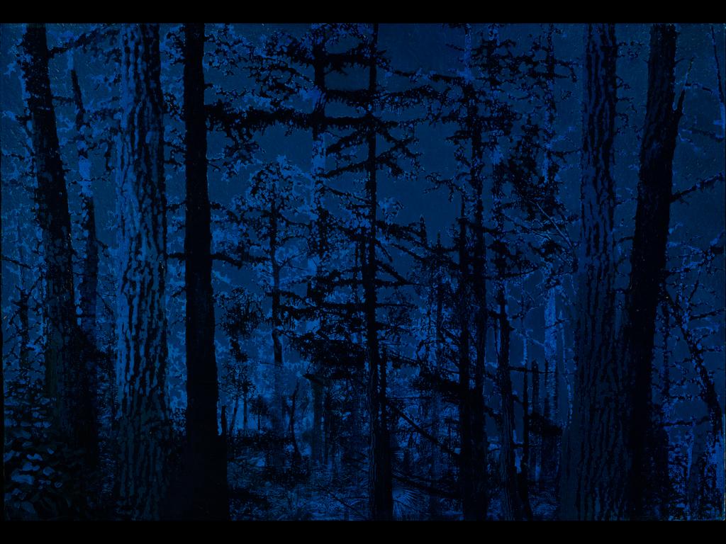Ecology contemporary art Neo-romanticism art Landscape Painting bio-diversity