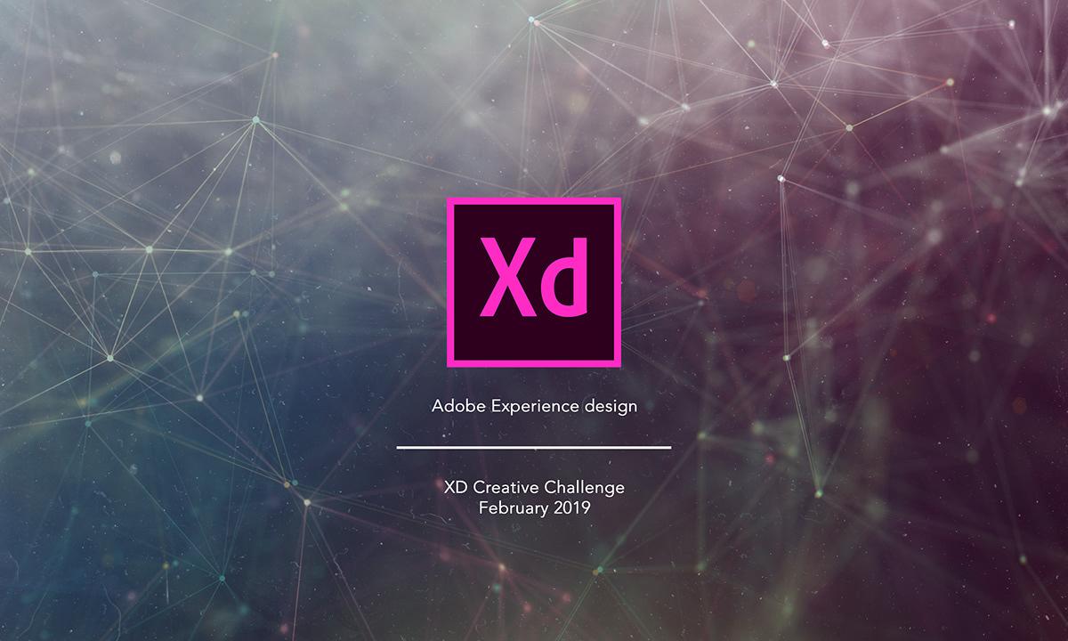 Adobe XD Creative Challenge February 2019 collection on Behance
