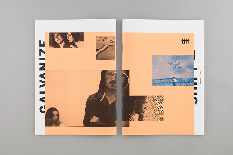 BlokDesign Toronto editorialdesign Bookdesign filmfestival Film   Cinema typography   book Photography
